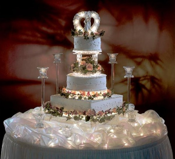 amazing wedding cake