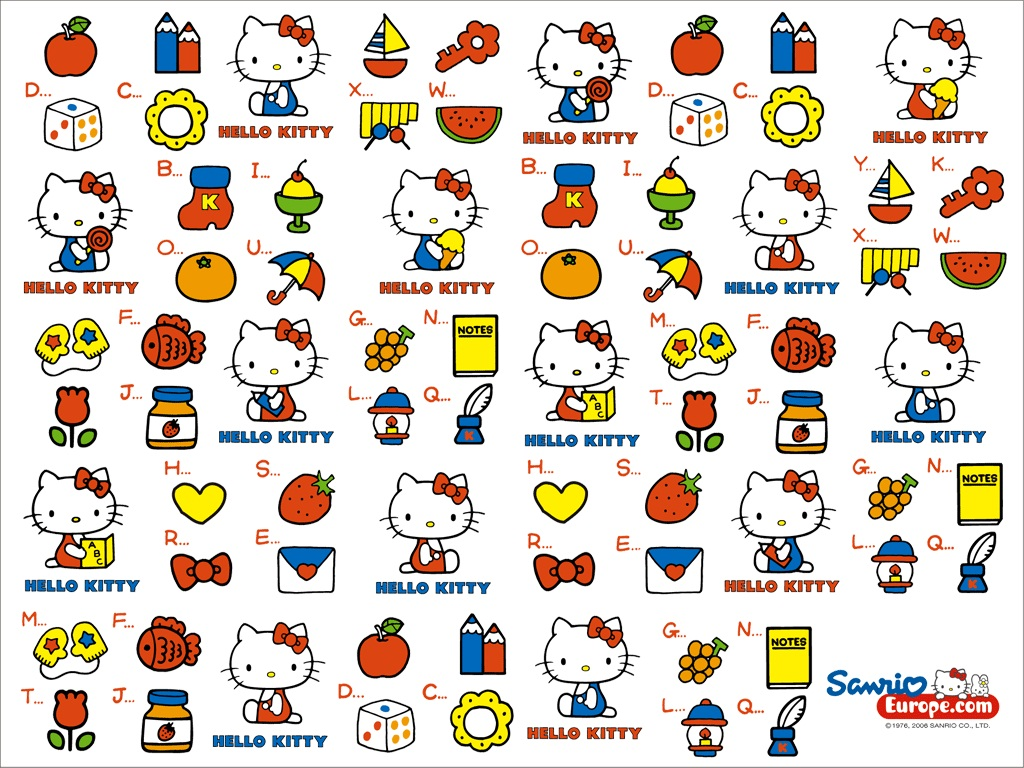 90 Hello Kitty Wallpaper Backgrounds