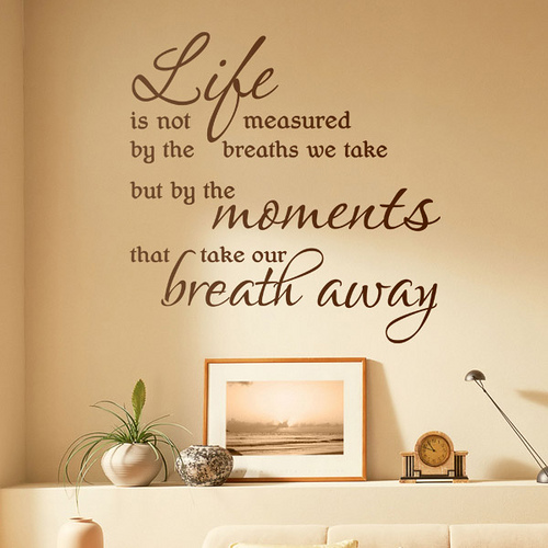 Motivational quotes wall decals hd photos