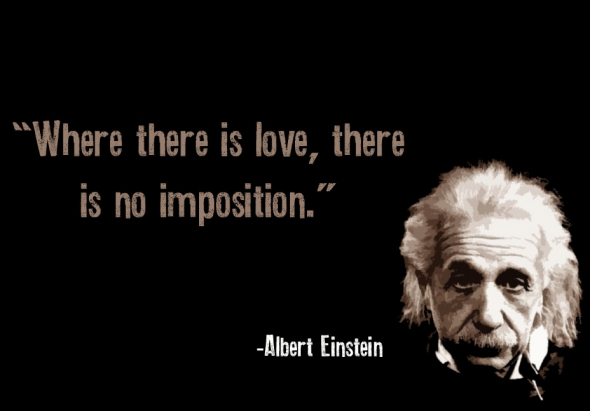 Quotes About Love Einstein : einstein quotes