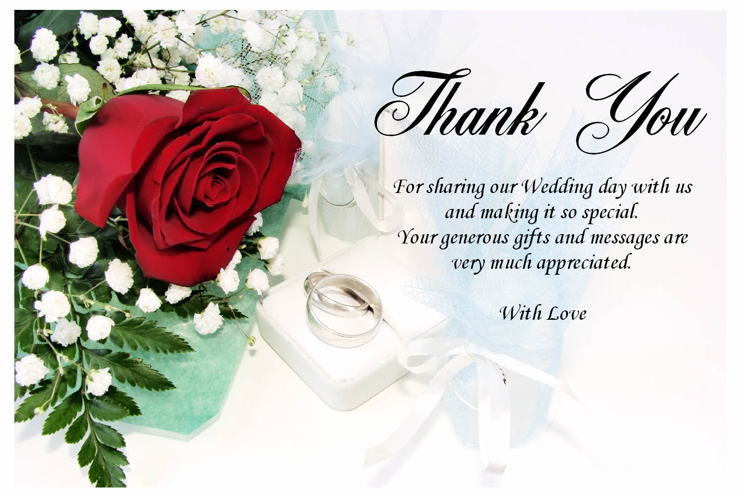 25 Best Looking Thank You Cards