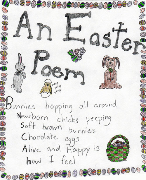 easter poems for kids - photo #1