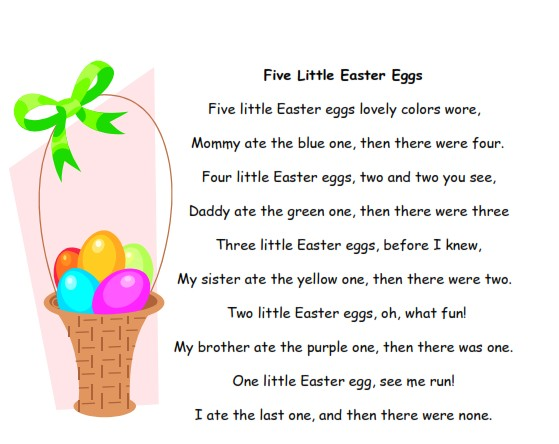 Easter Poems For Your Man 6