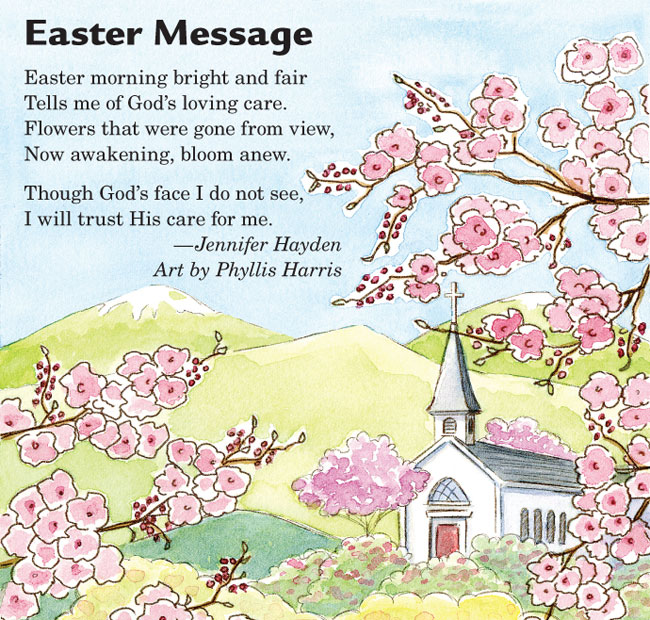 25 Popular Easter Poems For Everyone