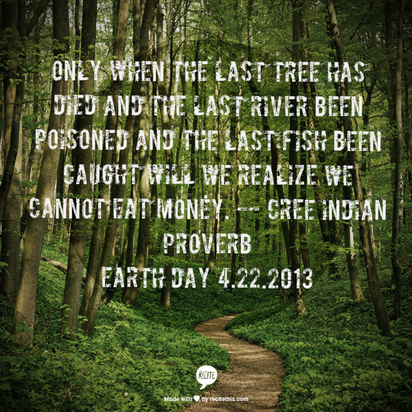 earth day quotes - photo #25