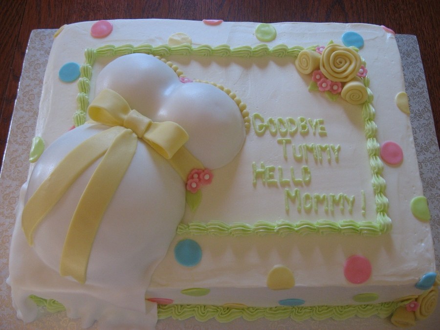 Cake Designs For Baby : 105 Amazing Baby Shower Cakes and Cupcakes Ideas