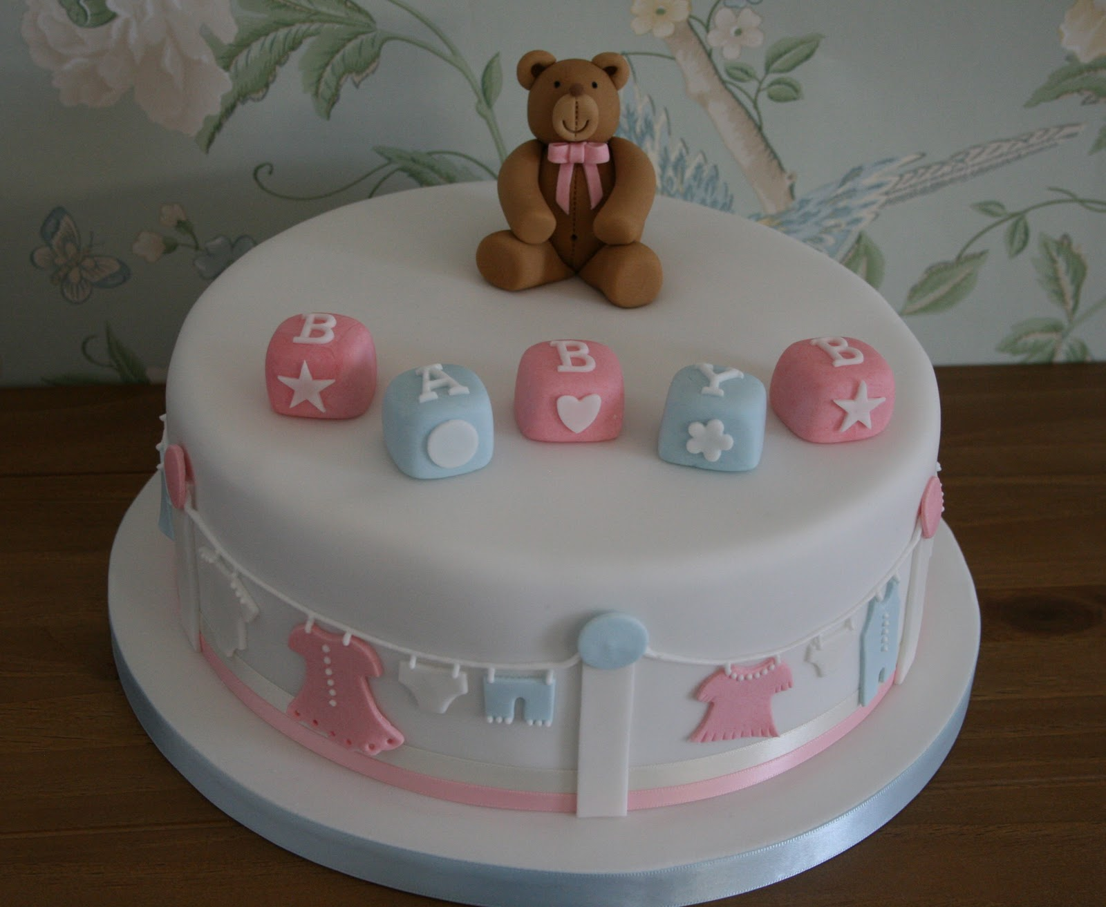 Cake Designs For Baby : 25+ Delicious Baby Shower Cakes