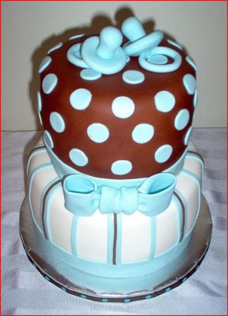 elegant-twin-boys-baby-shower-cake
