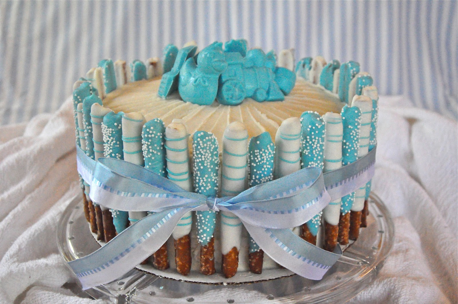 easy boy baby shower cakes baby shower cake