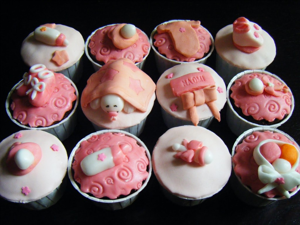 baby-shower-boy-girl-cakes-cupcakes