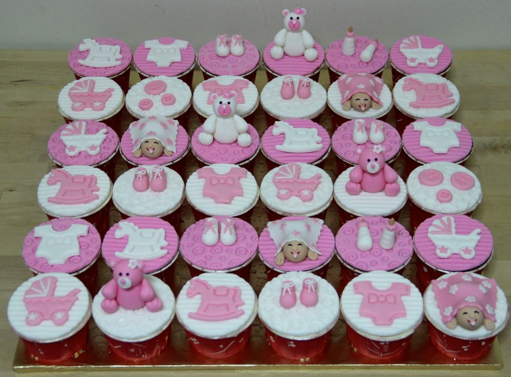 baby-shower-cupcake-for-girls