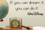 dream quote by walt disney