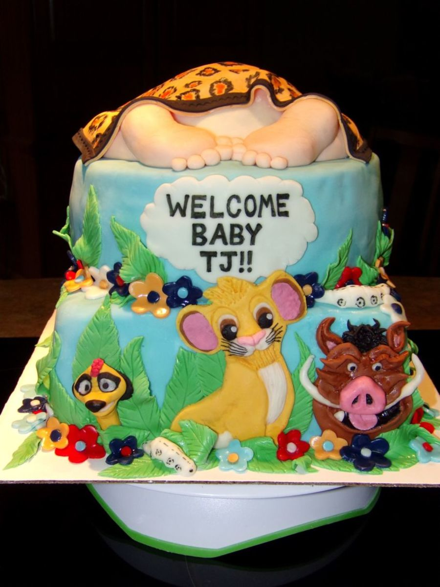 lion-king-baby-shower-cakes