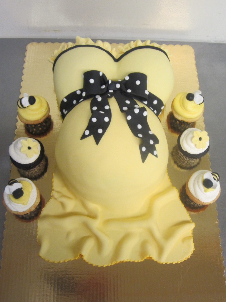 pregnant-belly-baby-shower-cakes