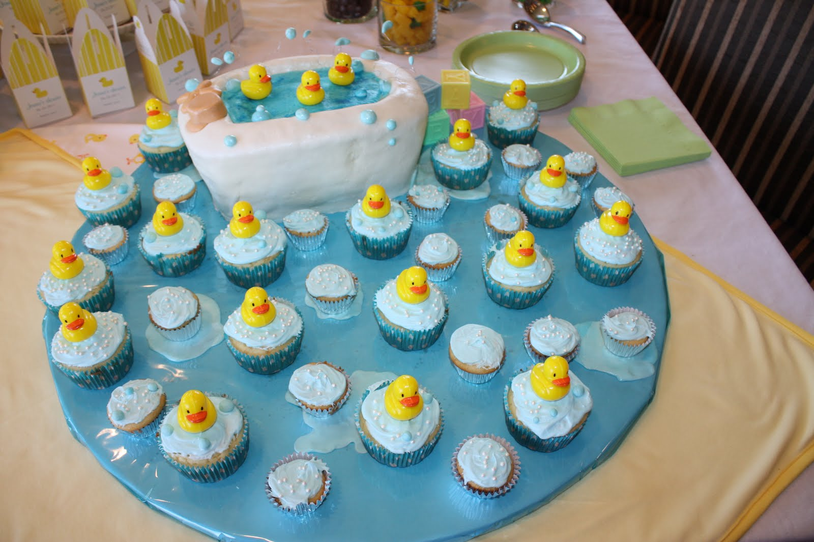 pics photos rubber duck duckie ducky theme baby shower
