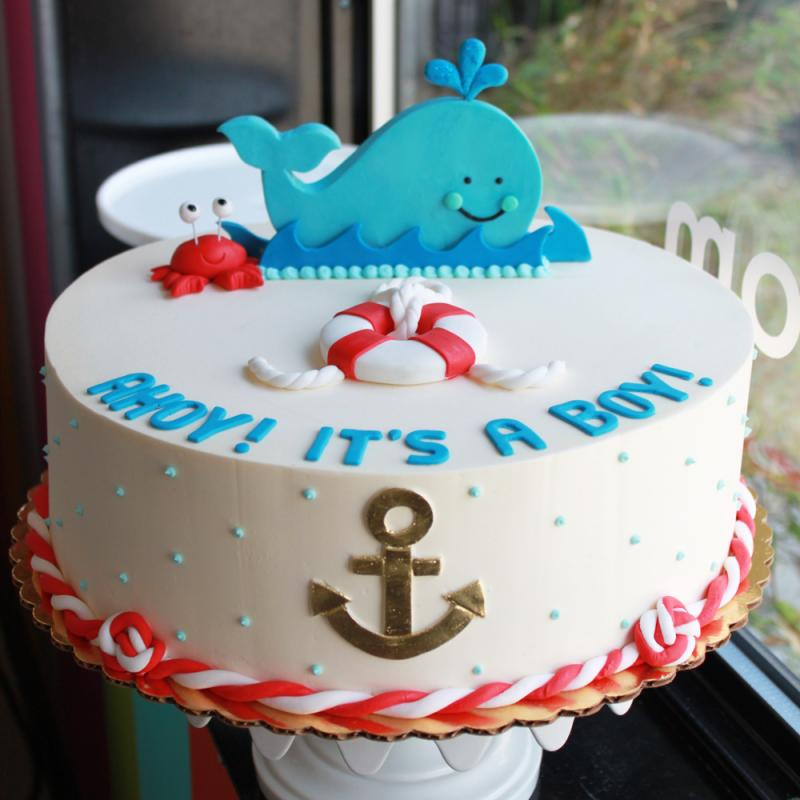 pics photos ithaca shower cakes whale baby shower cake by amy gaines