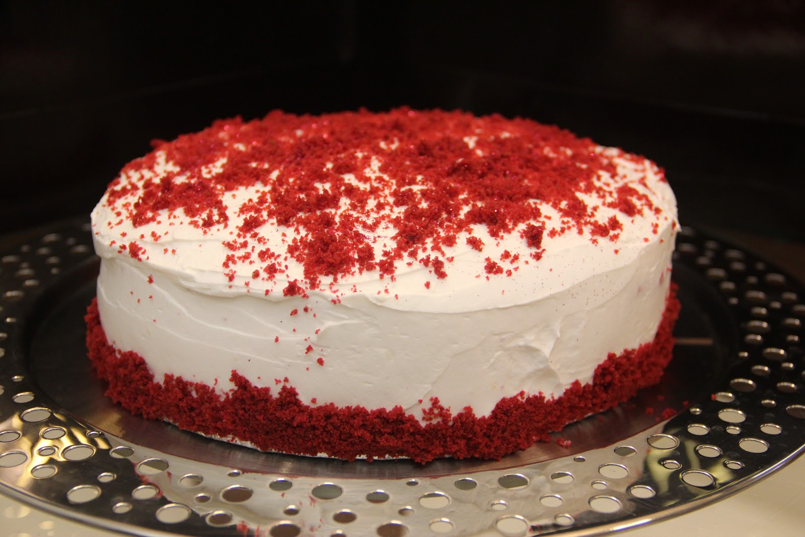 25 Mouthwatering Red Velvet Cake Pictures