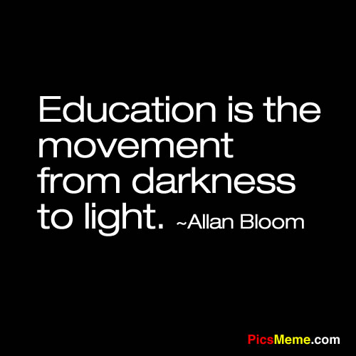 famous quotes about education knowledge quotesgram