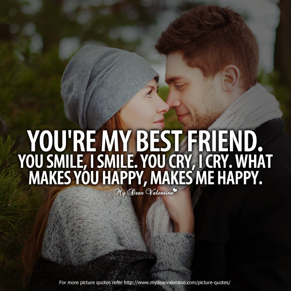 Best Friend Quote Sweet : Best friend quotes sweet quotesgram