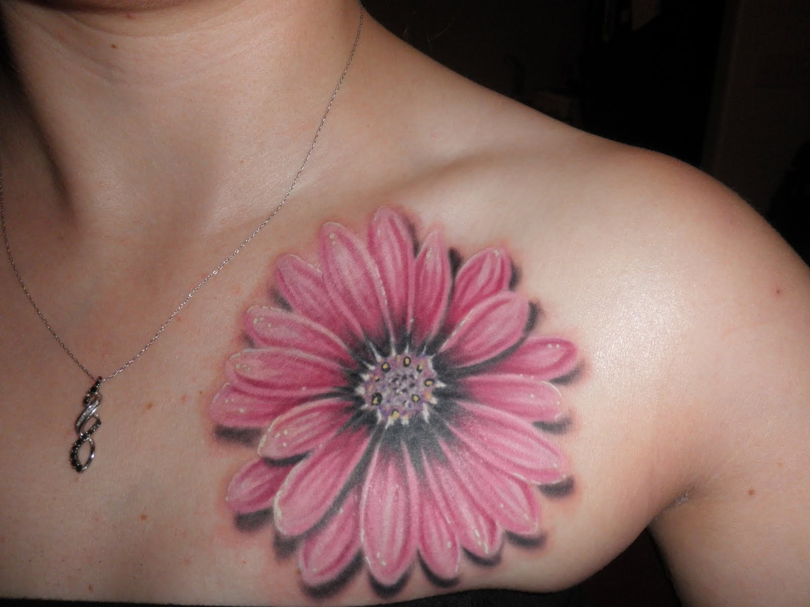 daisy-flower-tattoo