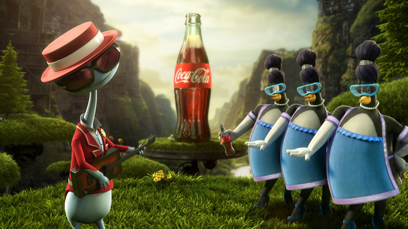 30 Classic Coca Cola Wallpapers