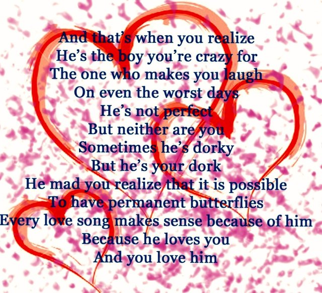 25 sweet love poems for him pictures to pin on pinterest