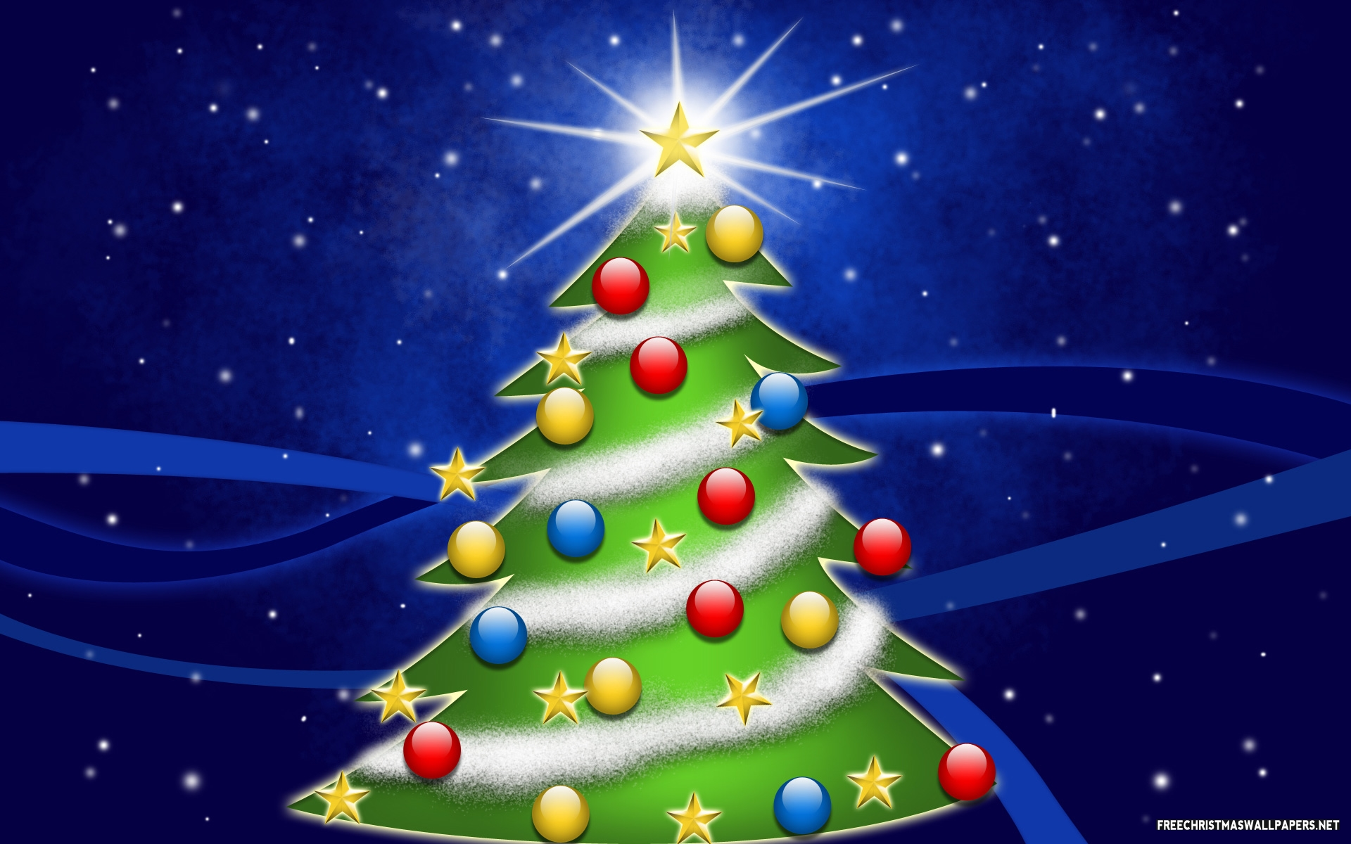 25 outstanding christmas trees images and wallpapers