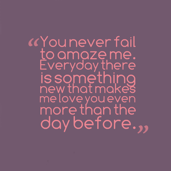 I Love You Quotes For Him 2015 : Pics Photos - Love Quotes For Him From Her