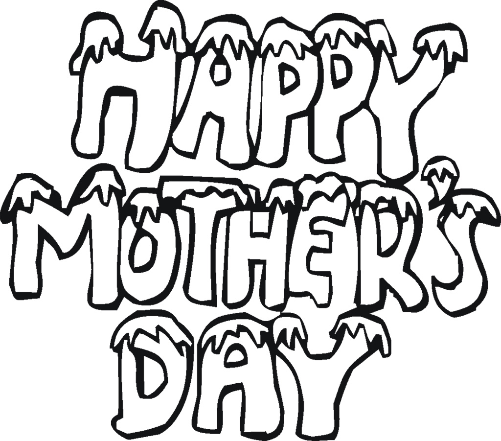 Mothers day coloring sheets cards - Card Hy Mother 39 S Day Coloring Page For Kids Pages