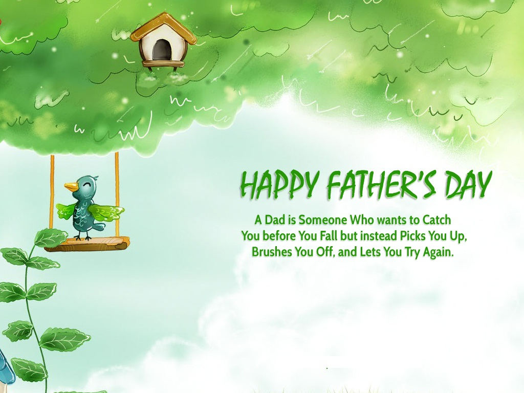 happy fathers day sayings