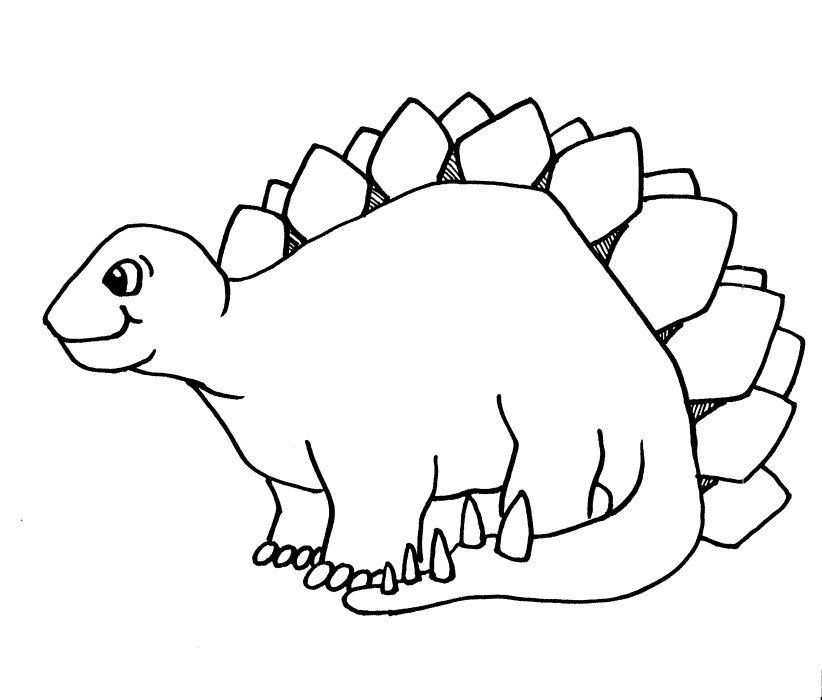 dinosaur-coloring-page