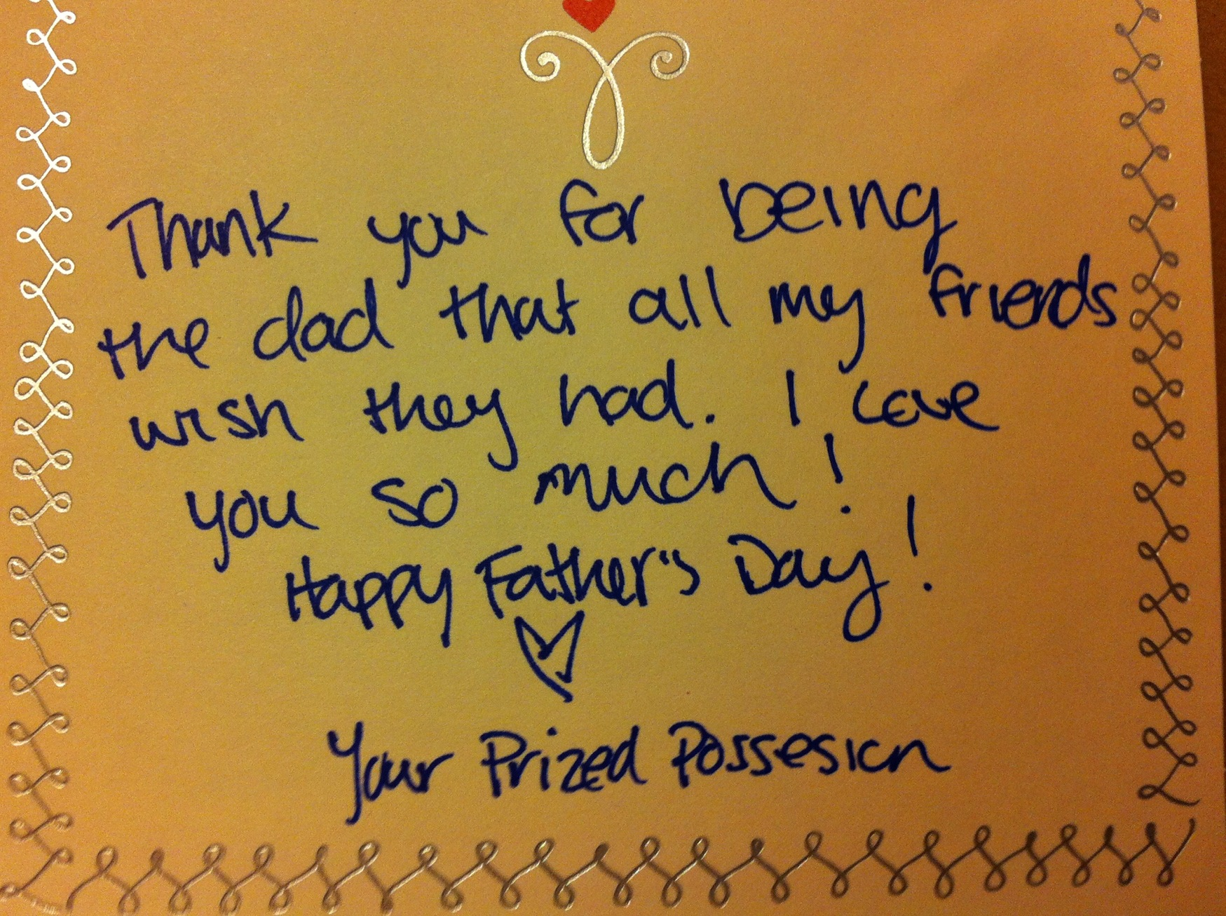 Happy Fathers Day Poems from Daughter