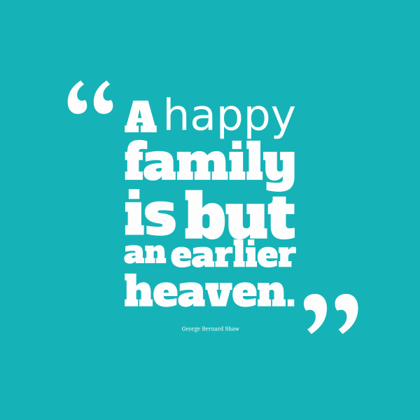 lovely importance of family quotes and sayings