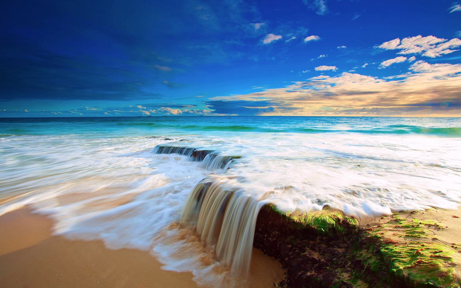 Awesome beach wallpaper and photography