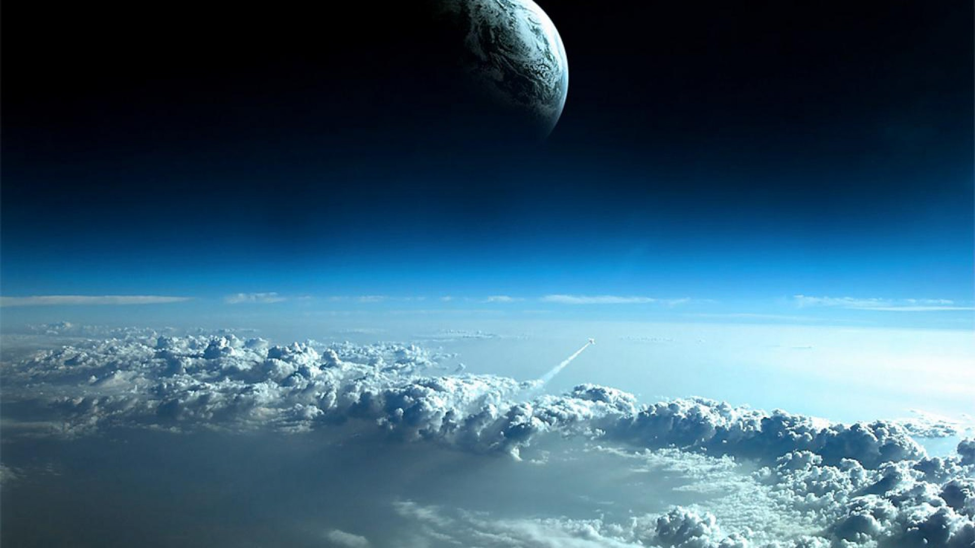 amazing space hd wallpaper