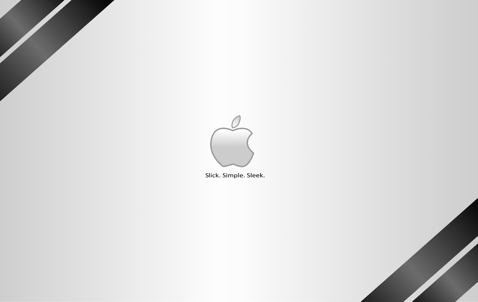 apple icon wallpaper white