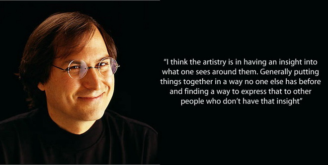 awesome and amazing steve jobs quote
