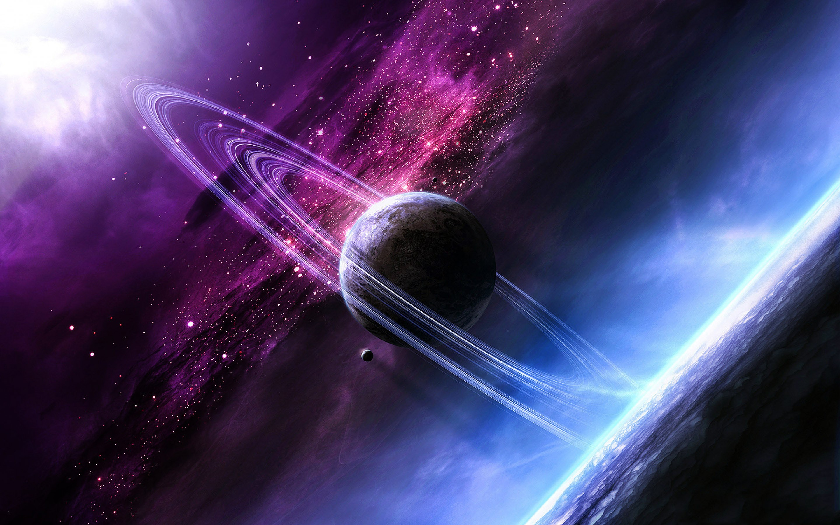 awesome space hd wallpaper