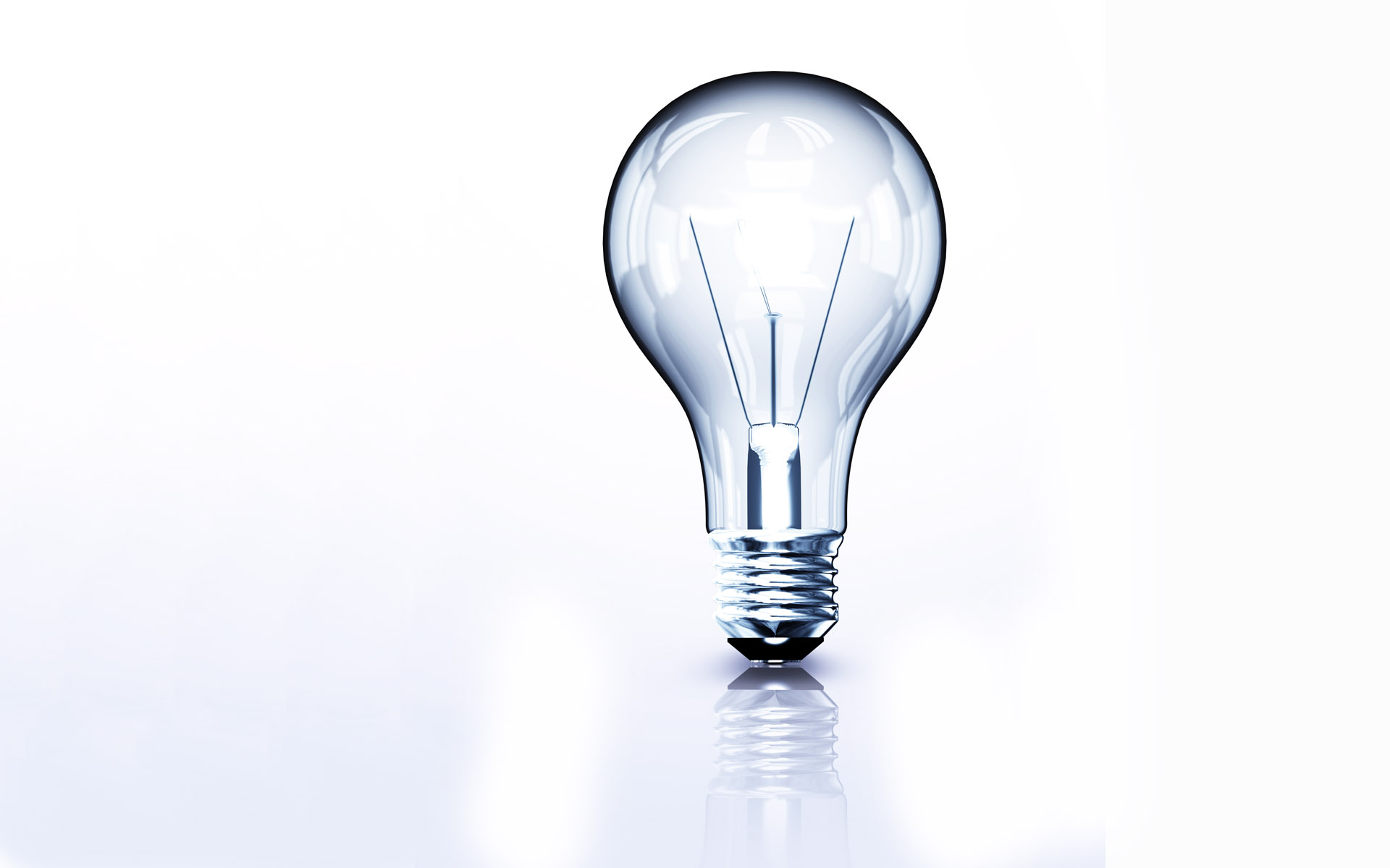 light bulb wallpaper