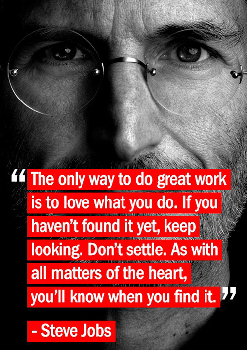 great workout by steve jobs quote