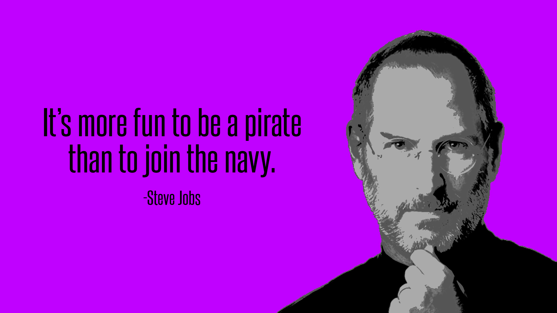 inspirational steve jobs quote