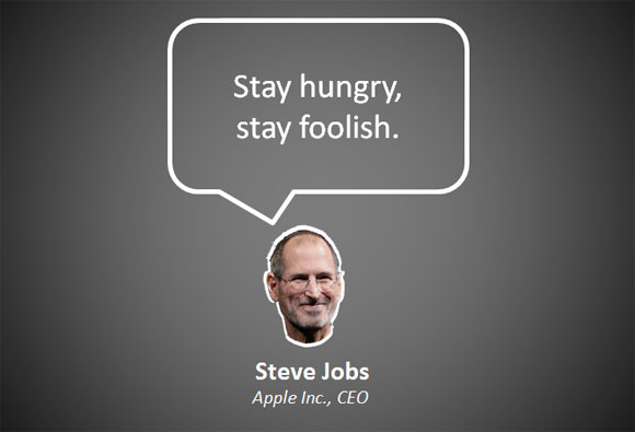 life is reality steve jobs quote