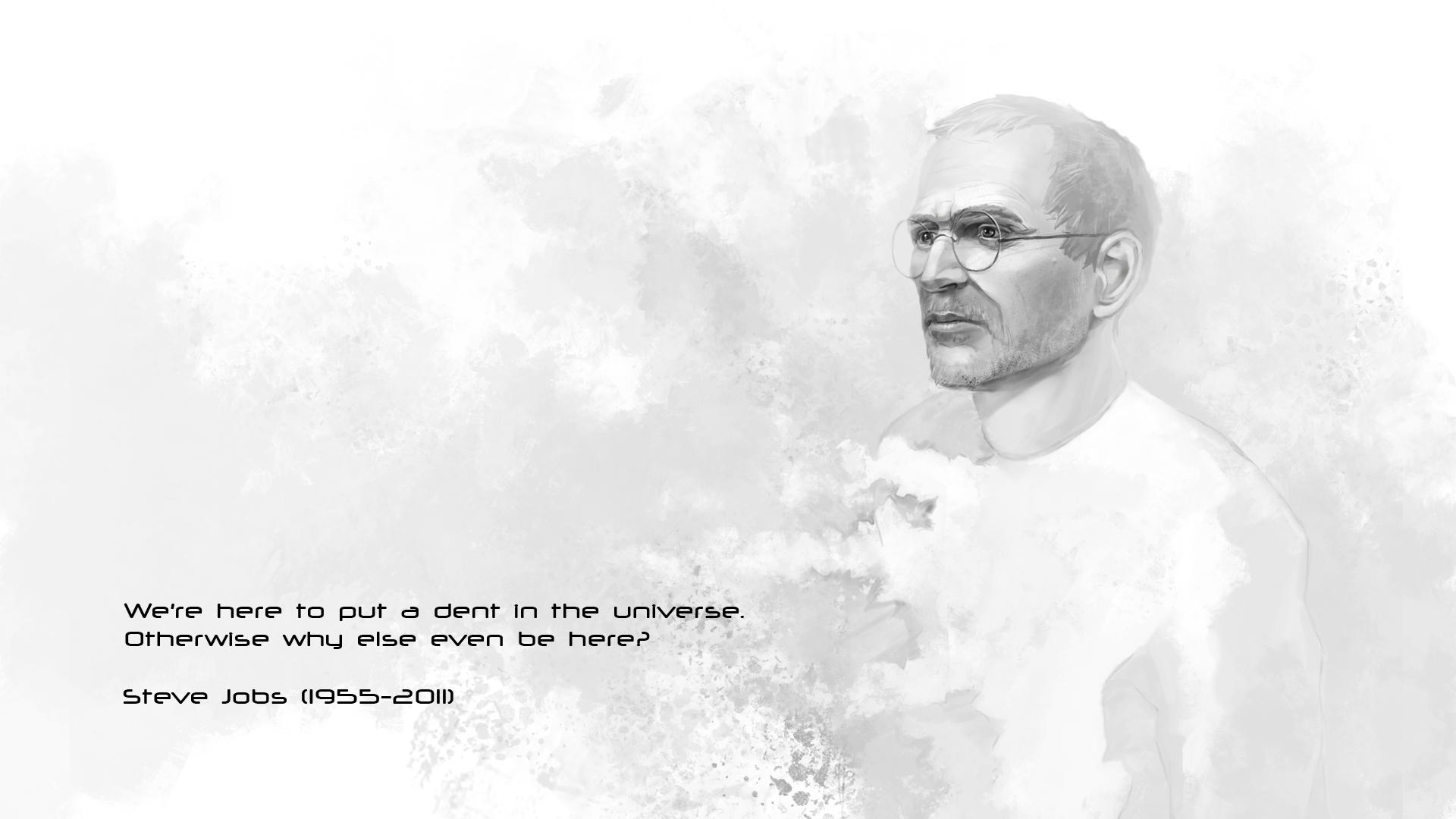 cool steve jobs quote