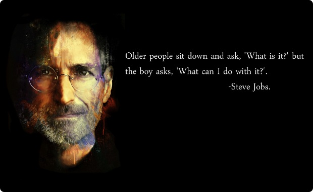 realistic steve jobs quotes
