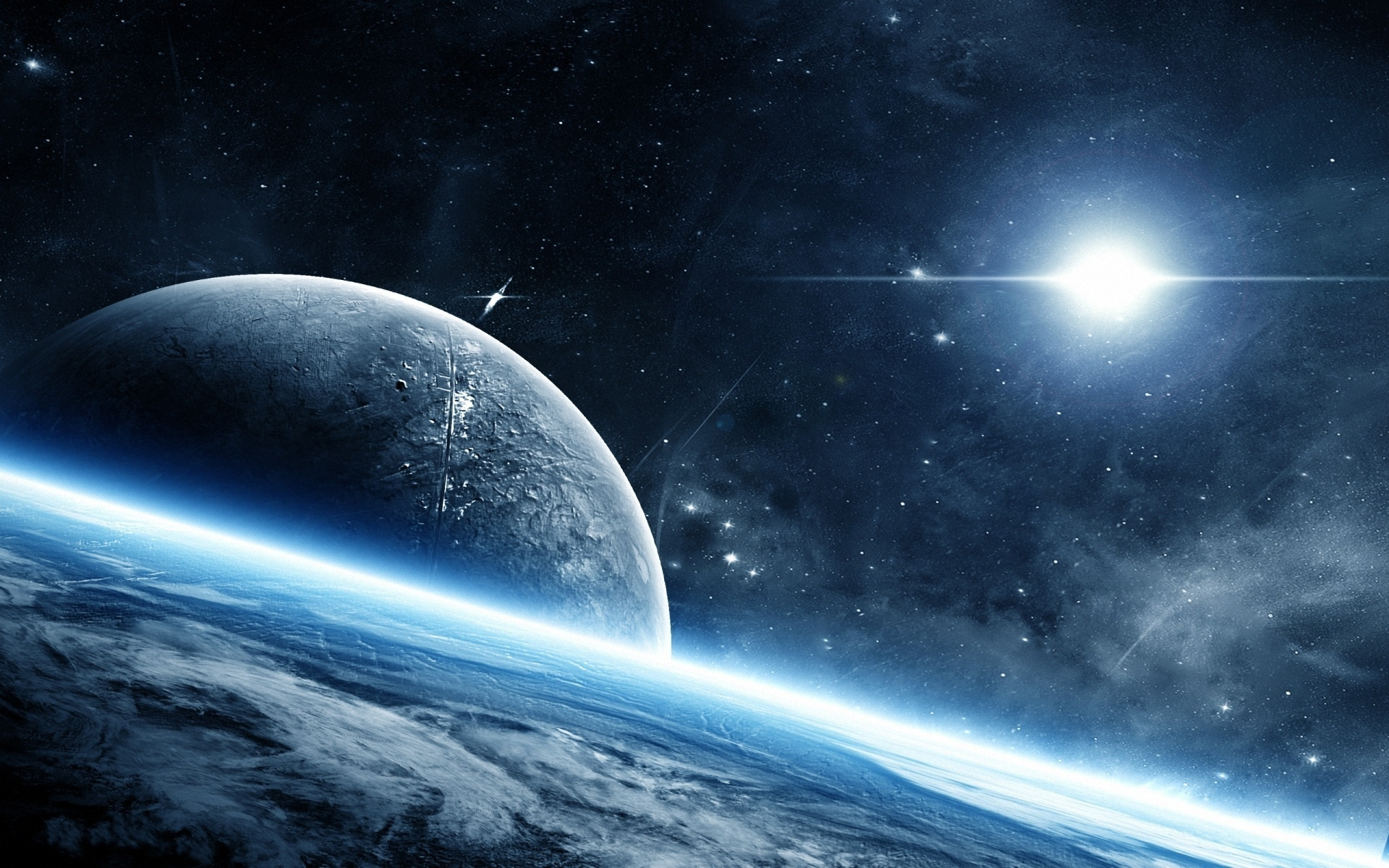 planets space hd wallpaper
