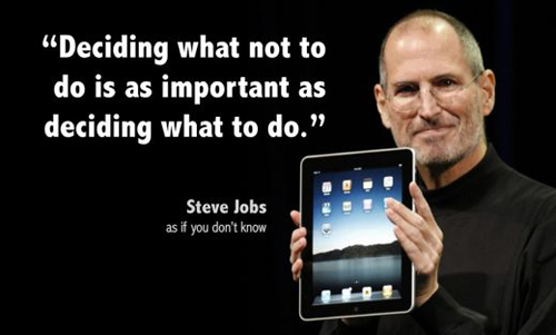 steve jobs life destiny quotes