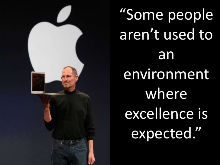 wonderful steve jobs quote
