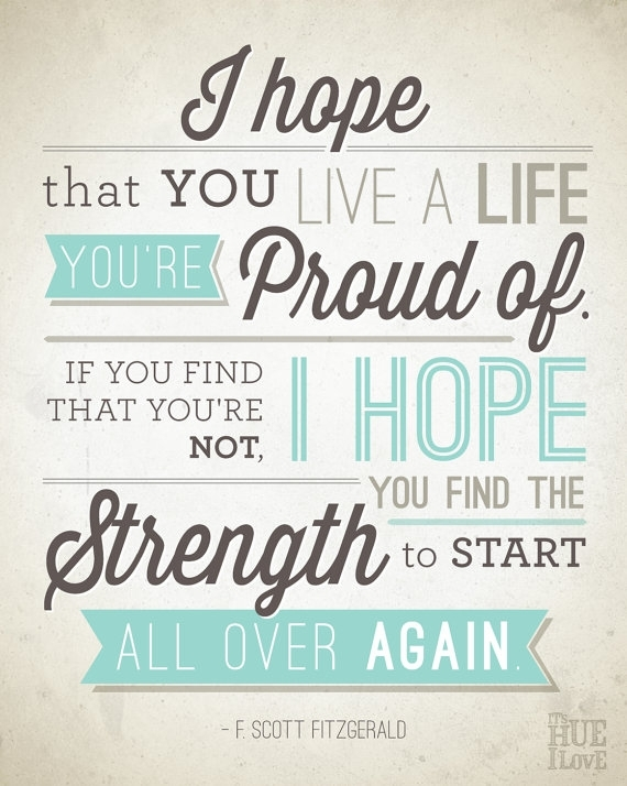 positive uplifting quote for hard times