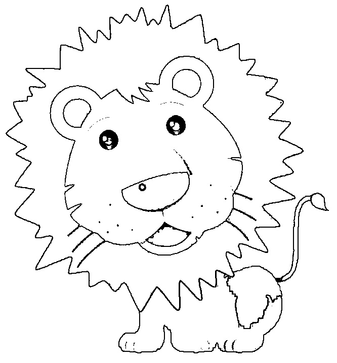 Pre-school-Coloring-Pages