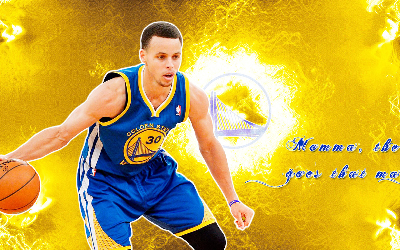 Stephen Curry ggreat warrior